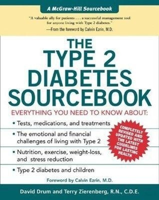 The Type 2 Diabetes Sourcebook als Buch