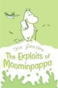 The Exploits of Moominpappa als Taschenbuch