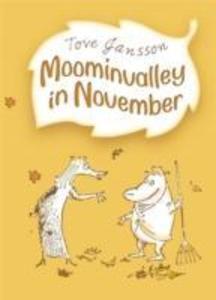 Moominvalley in November als Taschenbuch