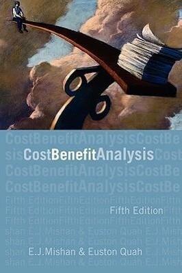 Cost-Benefit Analysis als Taschenbuch