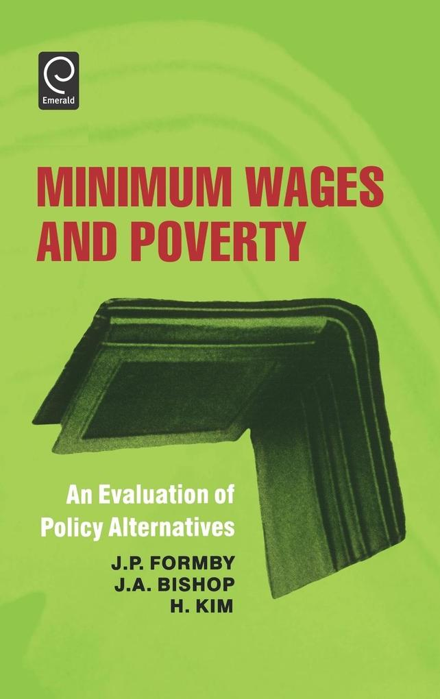 Minimum Wages and Poverty als Buch