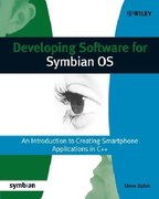 Developing Software for Symbian OS: An Introduction to Creating Smartphone Applications in C++