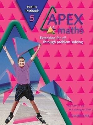 Apex Maths 5 Pupil's Textbook: Extension for All Through Problem Solving als Taschenbuch