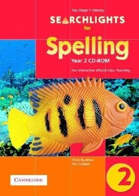 Searchlights for Spelling Year 2 CD-ROM: For Interactive Whole-Class Teaching als Spielwaren