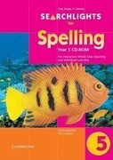 Searchlights for Spelling Year 5 CD-ROM: For Interactive Whole-Class Teaching