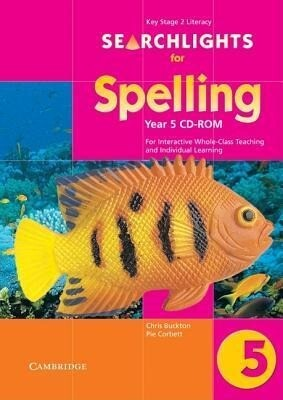 Searchlights for Spelling Year 5 CD-ROM: For Interactive Whole-Class Teaching als Hörbuch