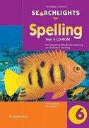 Searchlights for Spelling Year 6 CD-ROM: For Interactive Whole-Class Teaching