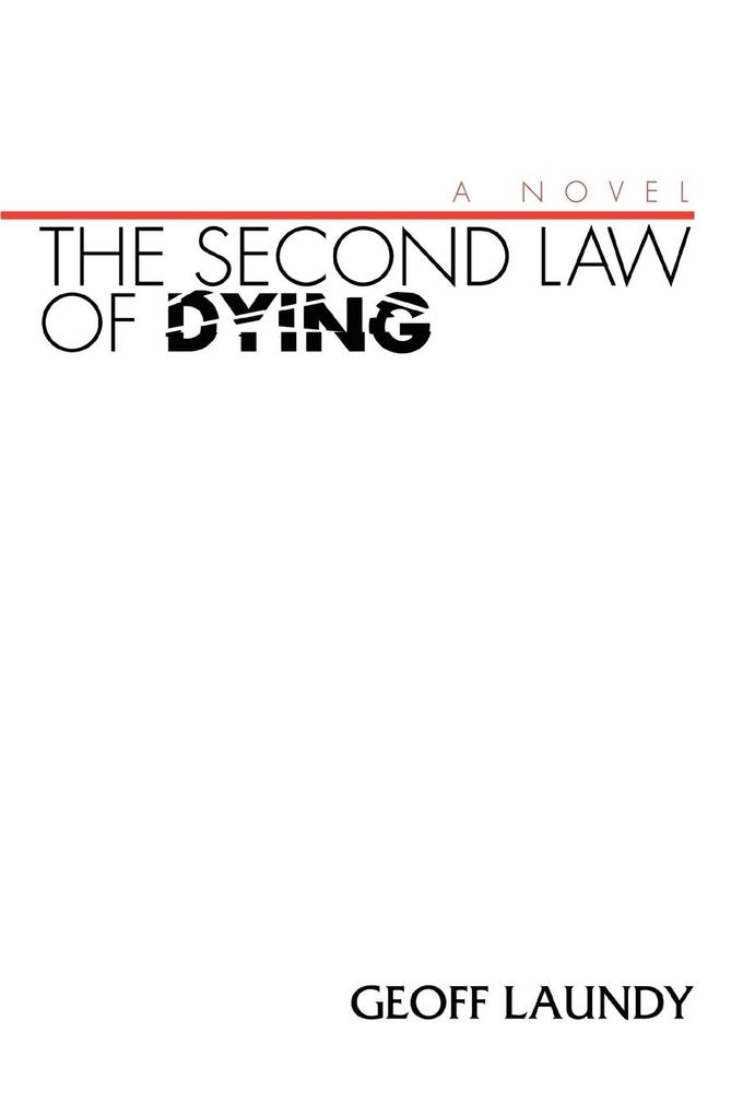 The Second Law of Dying als Buch