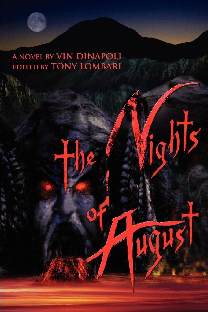 The Nights of August als Taschenbuch