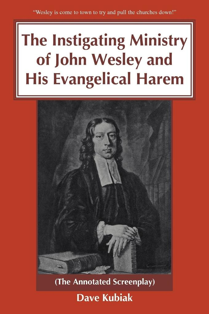 The Instigating Ministry of John Wesley and His Evangelical Harem als Taschenbuch