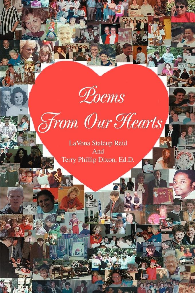 Poems from Our Hearts als Taschenbuch