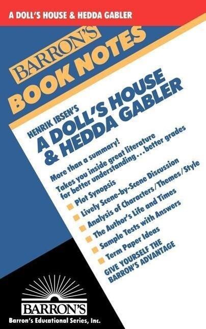 A Doll's House and Hedda Gabler als Taschenbuch