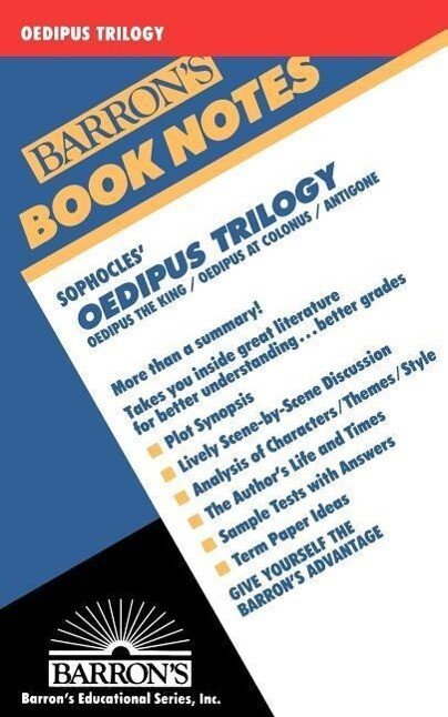Oedipus Trilogy als Taschenbuch