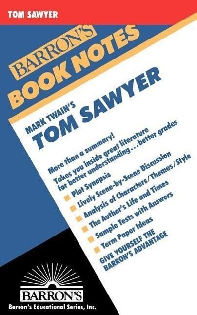 Tom Sawyer als Taschenbuch