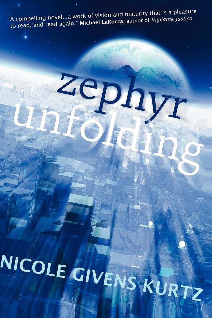 Zephyr Unfolding als Taschenbuch