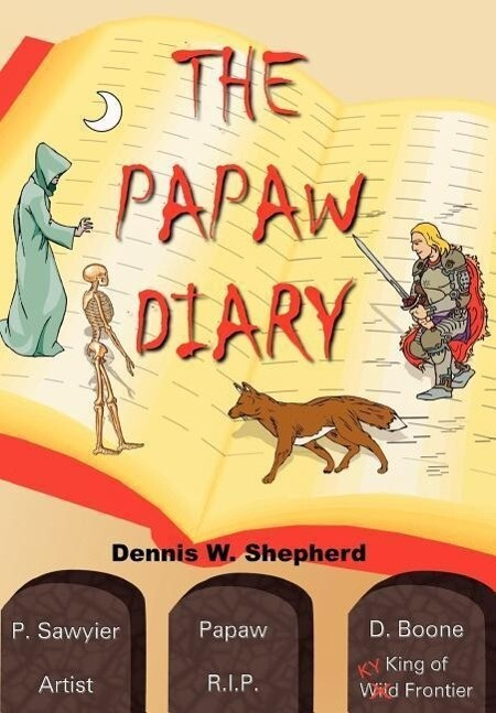 The Papaw Diary als Buch