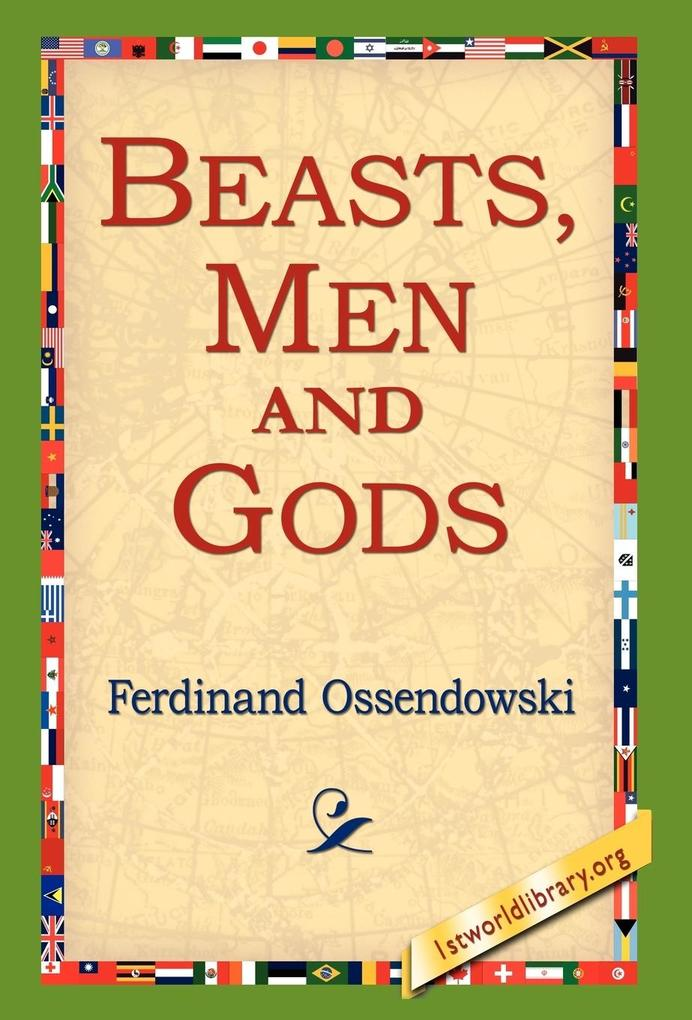 Beasts, Men and Gods als Buch
