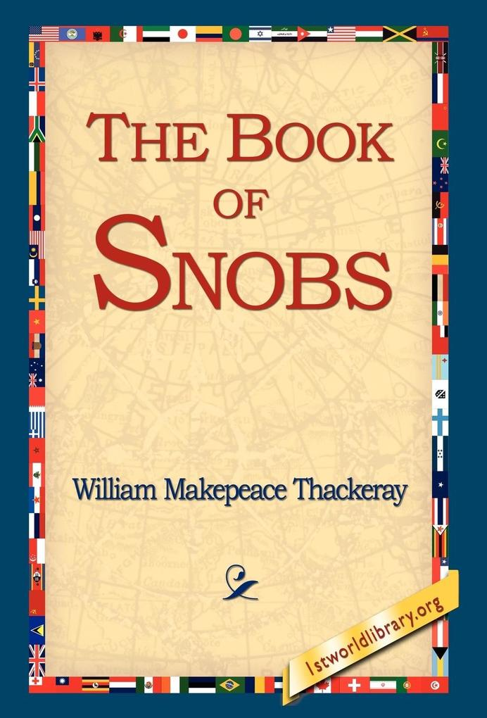 The Book of Snobs als Buch