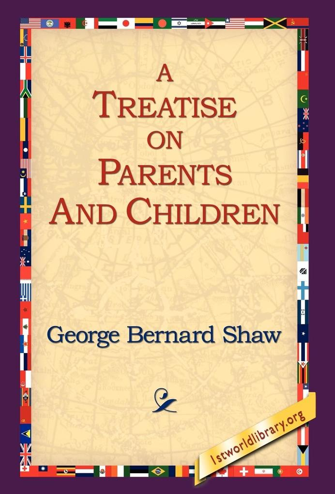 A Treatise on Parents and Children als Buch