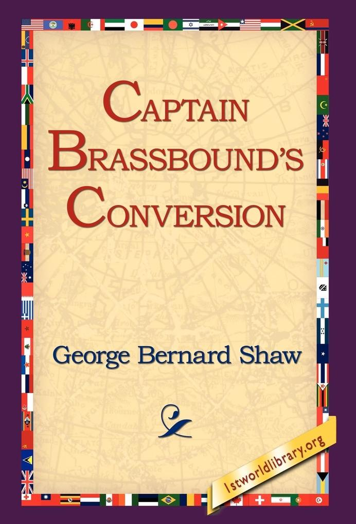 Captain Brassbound's Conversion als Buch