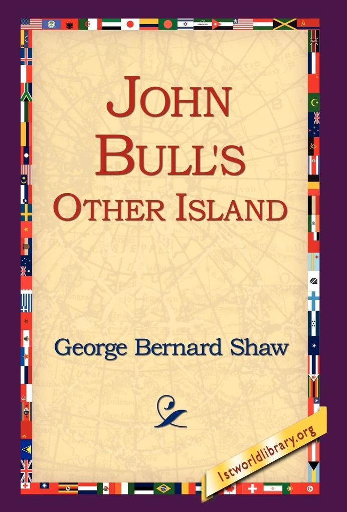 John Bull's Other Island als Buch