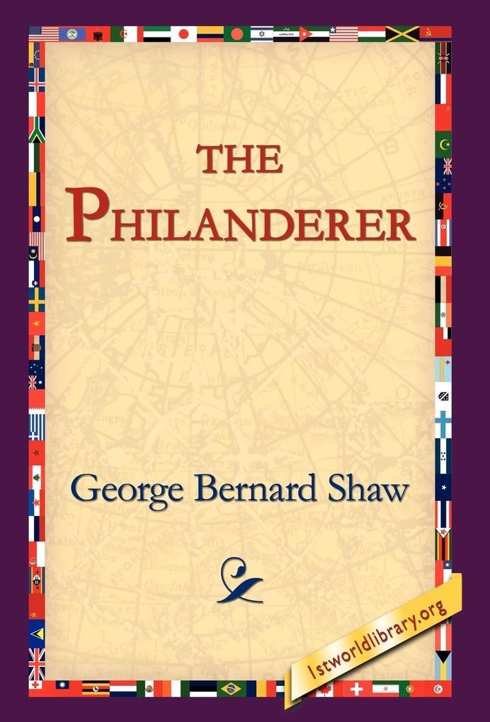The Philanderer als Buch