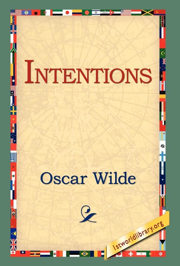 Intentions als Buch