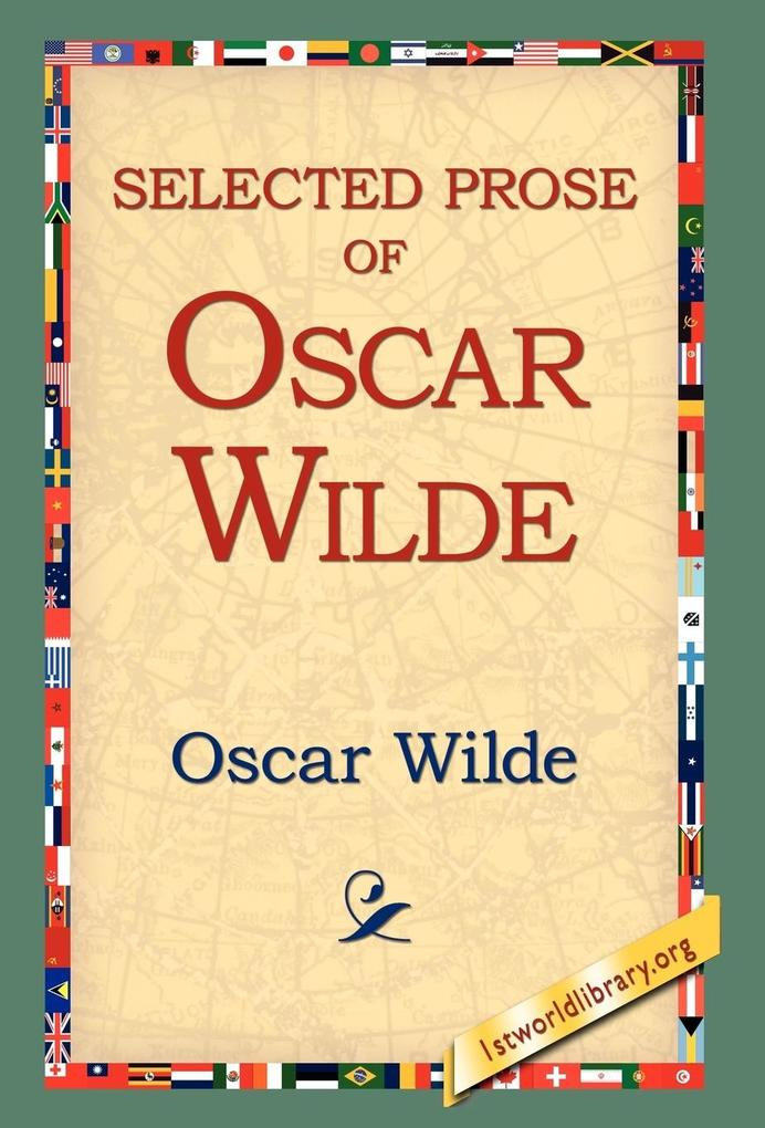 Selected Prose of Oscar Wilde als Buch