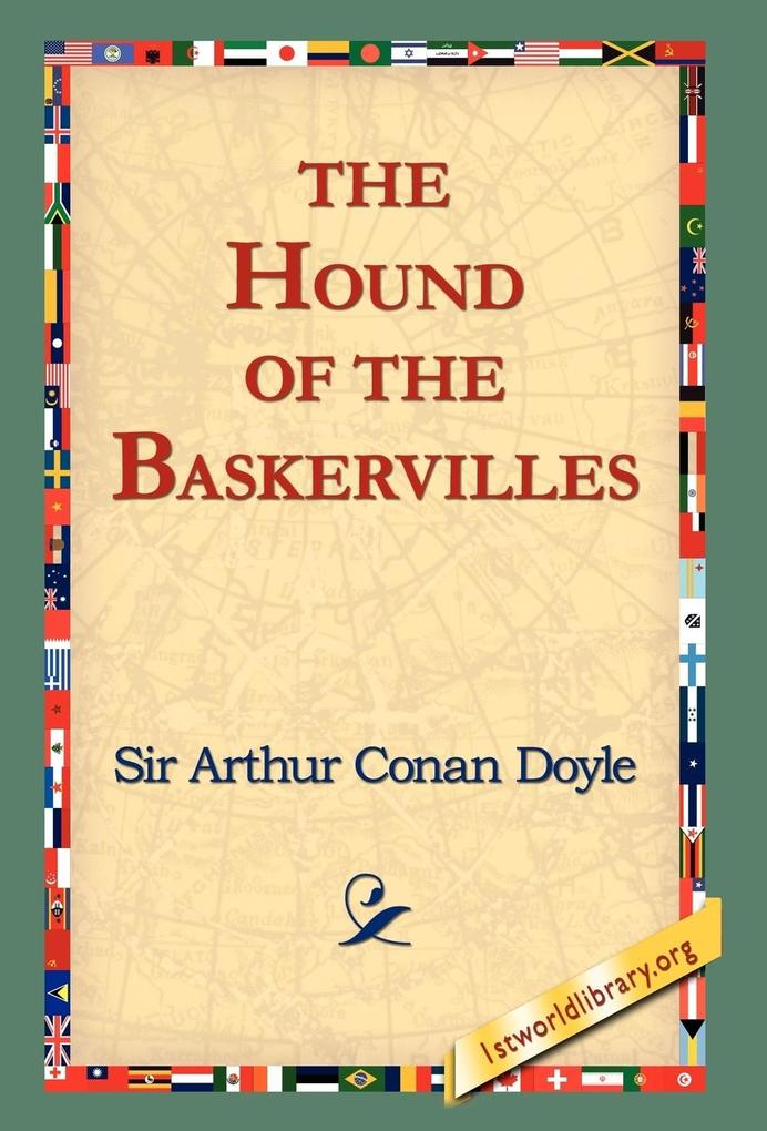 The Hound of the Baskervilles als Buch