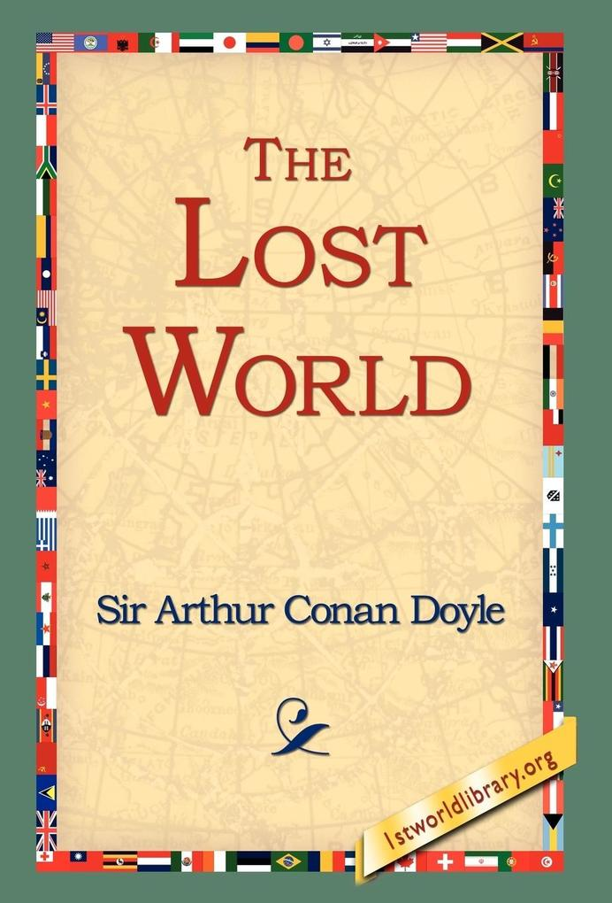 The Lost World als Buch