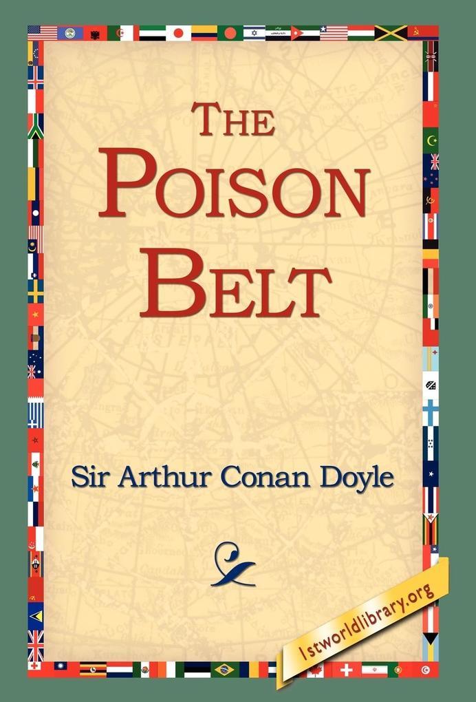 The Poison Belt als Buch