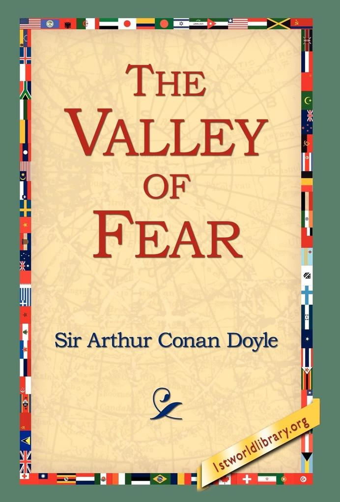 The Valley of Fear als Buch