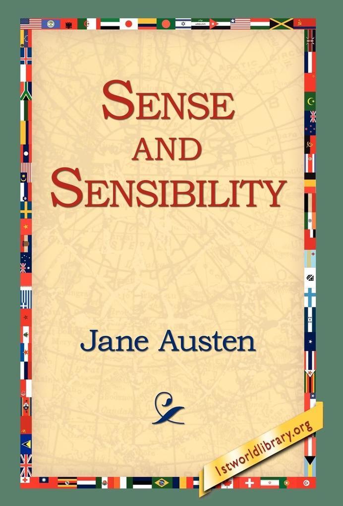 Sense and Sensibility als Buch