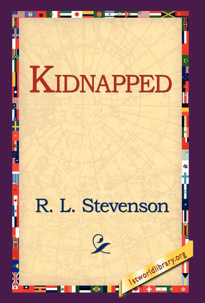 Kidnapped als Buch