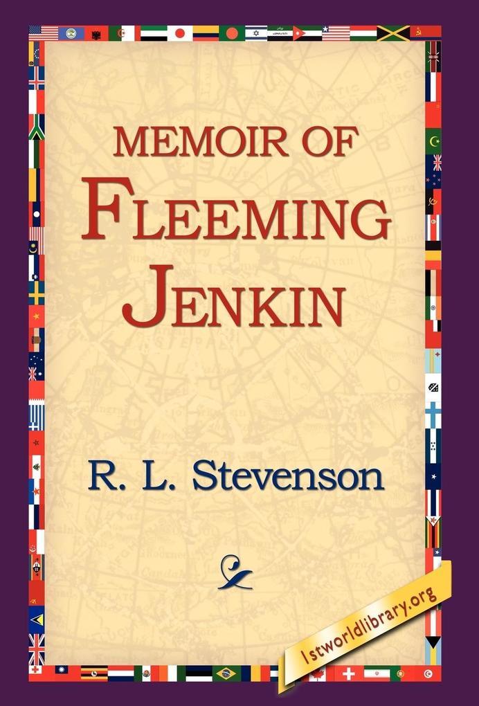 Memoir of Fleeming Jenkin als Buch
