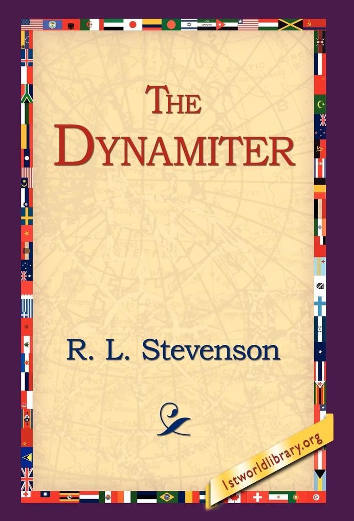 The Dynamiter als Buch