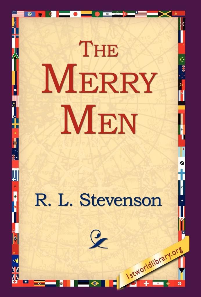 The Merry Men als Buch