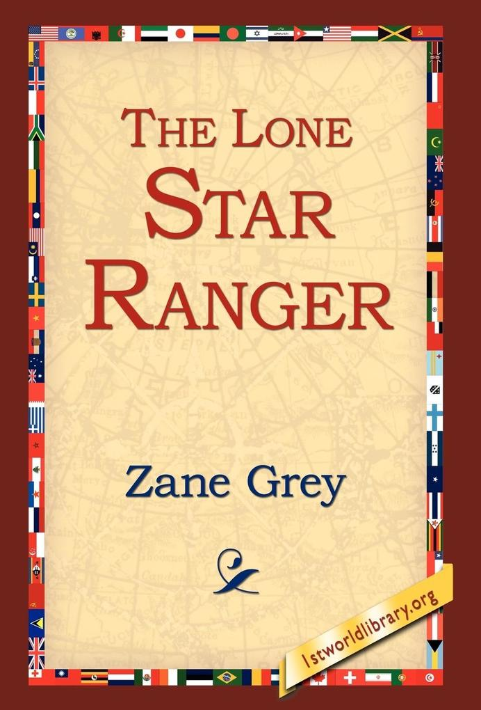 The Lone Star Ranger als Buch