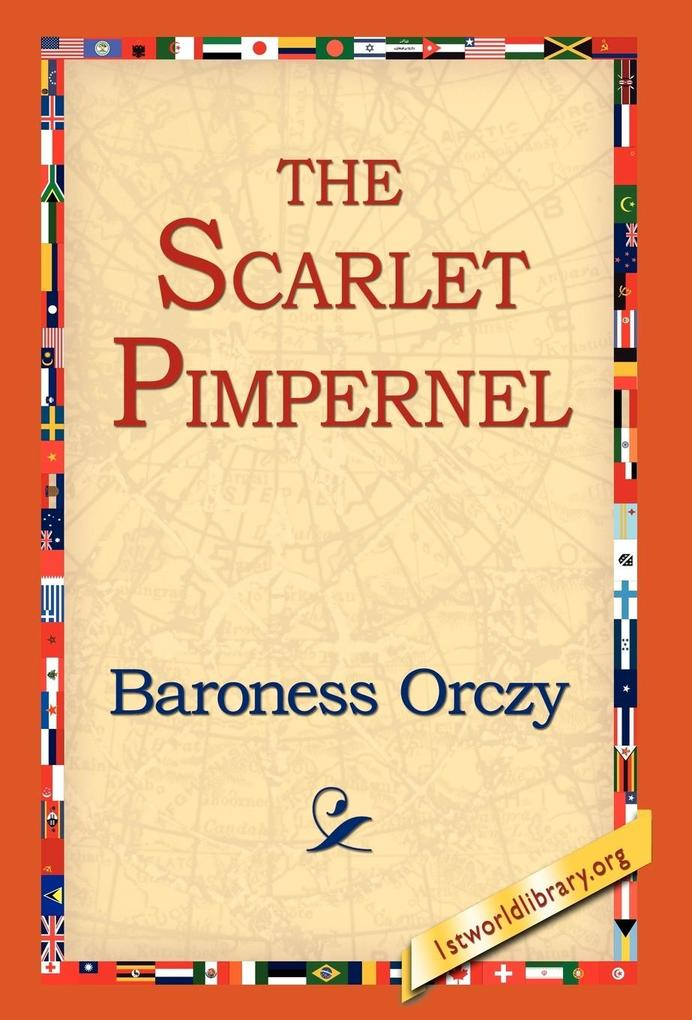 The Scarlet Pimpernel als Buch