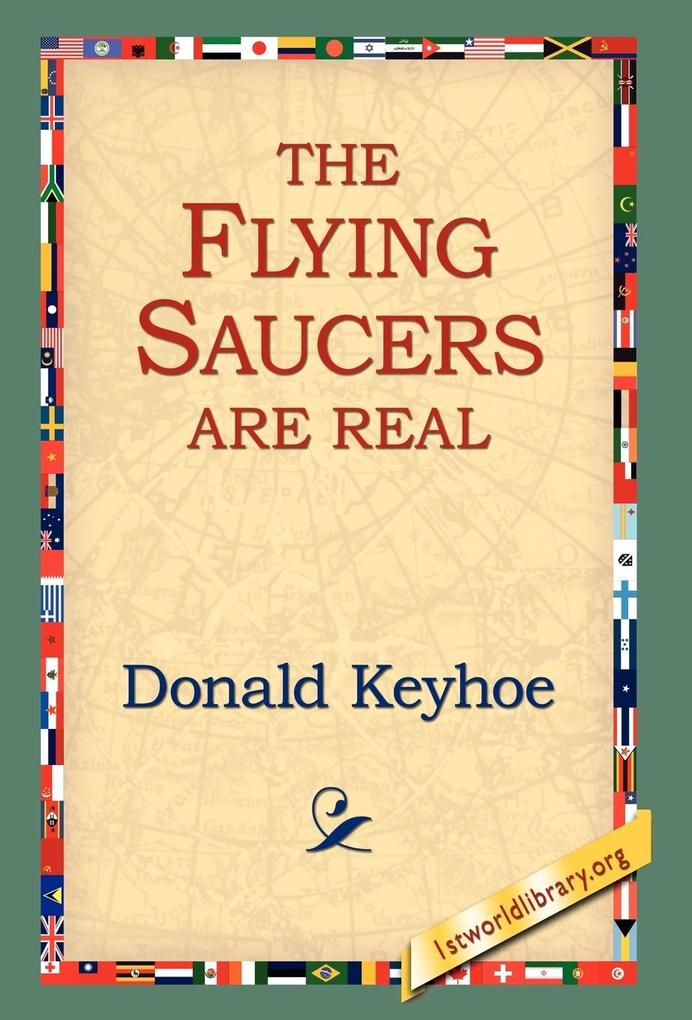 The Flying Saucers Are Real als Buch