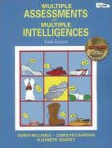 Multiple Assessments for Multiple Intelligences als Taschenbuch