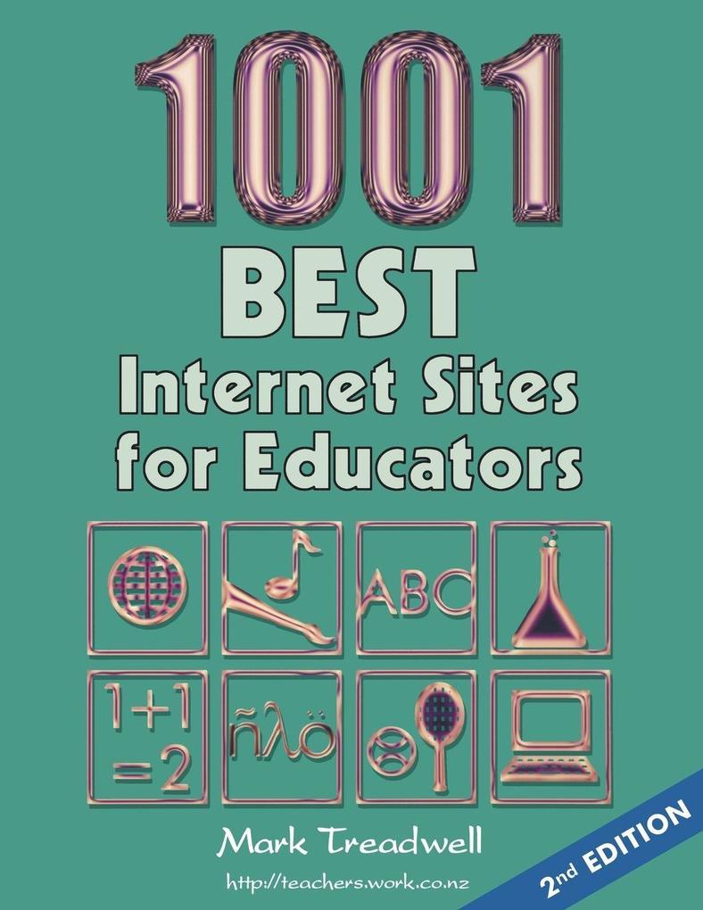 1001 Best Internet Sites for Educators als Taschenbuch
