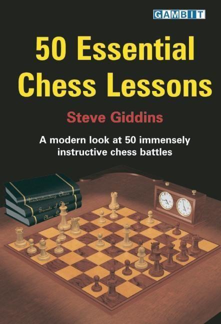 50 Essential Chess Lessons als Taschenbuch