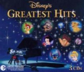 Disney's Greatest Hits (3-CD Box) Englisch als CD