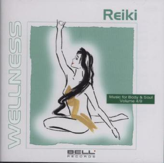 Wellness-Reiki als CD