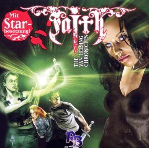 Faith - The Van Helsing Chronicles 05. Dämonische Leidenschaft als Hörbuch