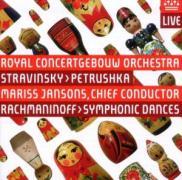 Sinfonische Tänze/Petruschka als CD