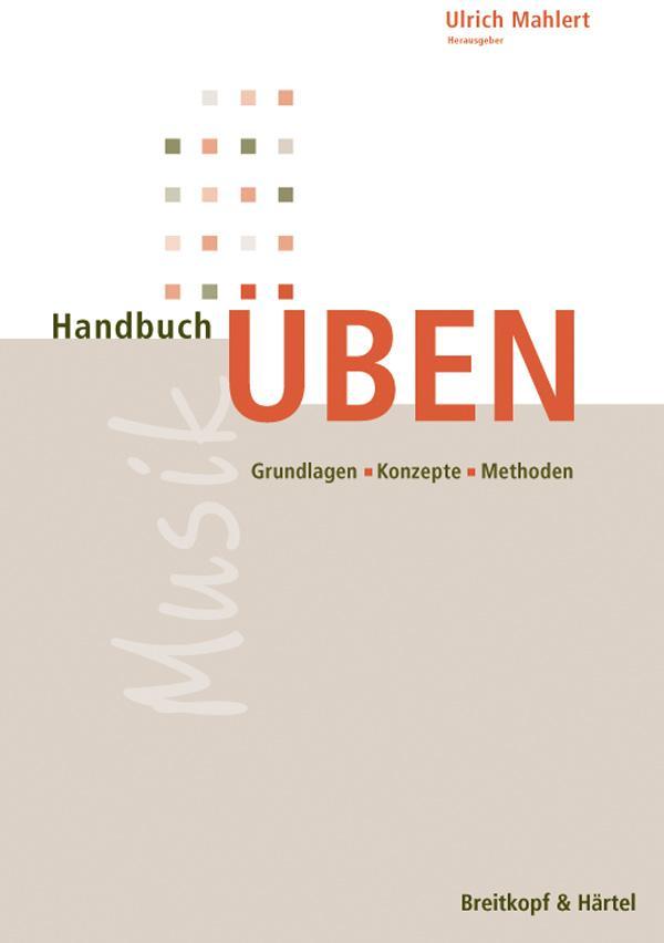 Handbuch Üben als Buch
