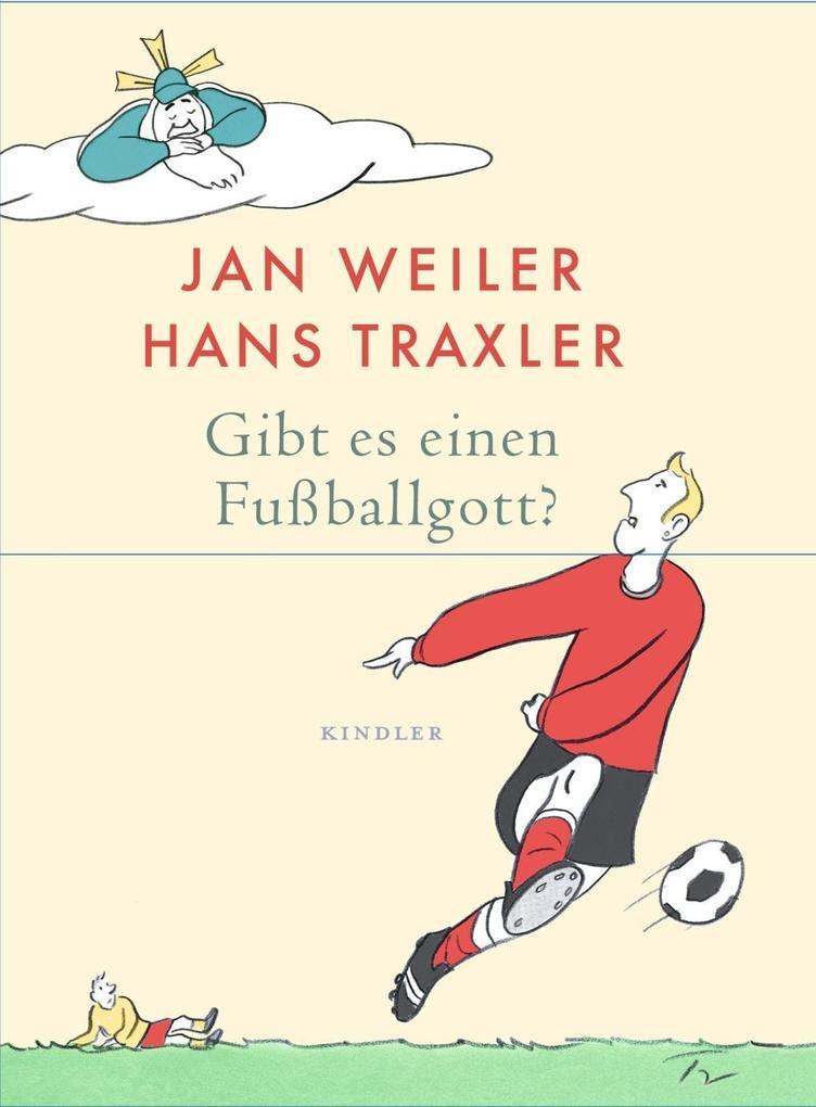 Gibt es einen Fußballgott? als Buch