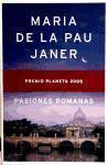 Pasiones romanas als Buch